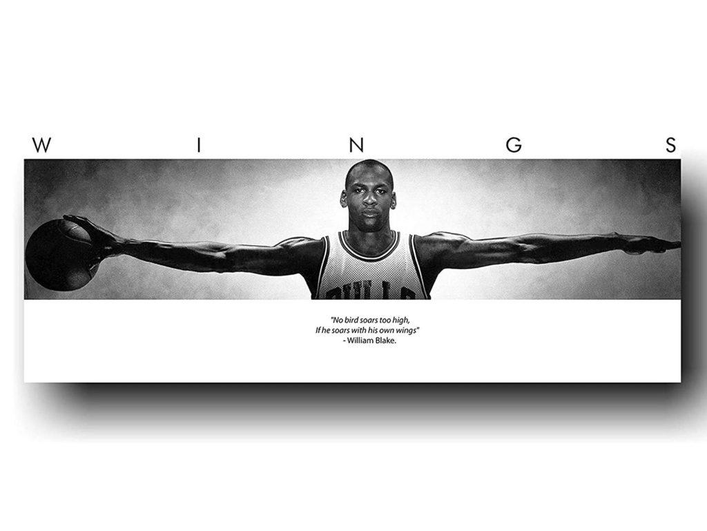 Wings: Ο φωτογράφος Gary Nolton μιλάει για την φωτογραφία του Michael Jordan που κρεμόταν στους τοίχους χιλιάδων σπιτιών!