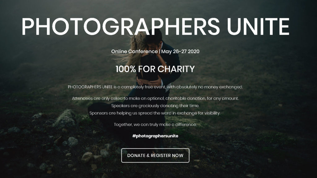 Photographers Unite: Online συνέδριο με κορυφαίους φωτογράφους, το βλέπεις δωρεάν μέχρι τις 6 Ιουνίου!