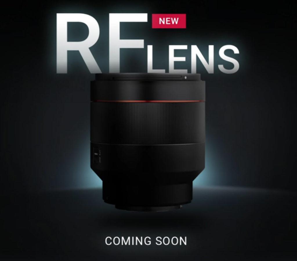 Samyang: Στις 29 Μαΐου κυκλοφορεί τον πρώτο AF φακό για Canon EOS R κάμερες!