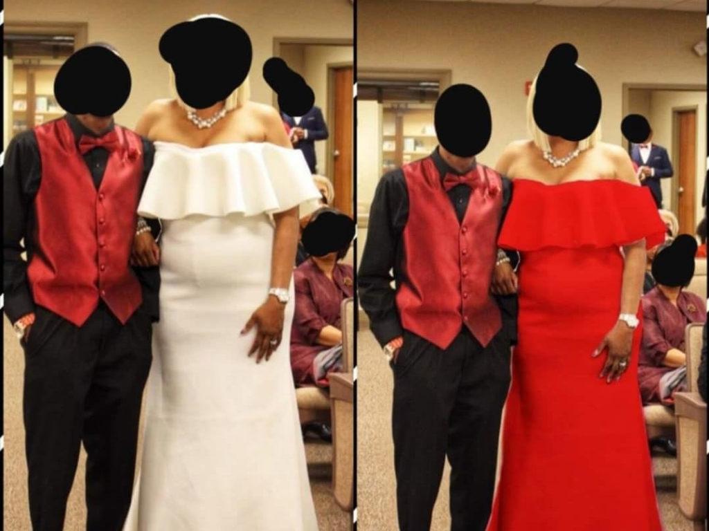 Φωτογράφος άλλαξε το λευκό χρώμα του φορέματος της πεθεράς σε φωτογραφίες γάμου και αποθεώθηκε!