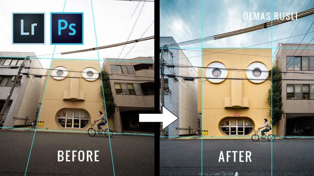 Έτσι θα ισιώσεις εύκολα και τέλεια τις φωτογραφίες σου με τη βοήθεια Lightroom ή Photoshop