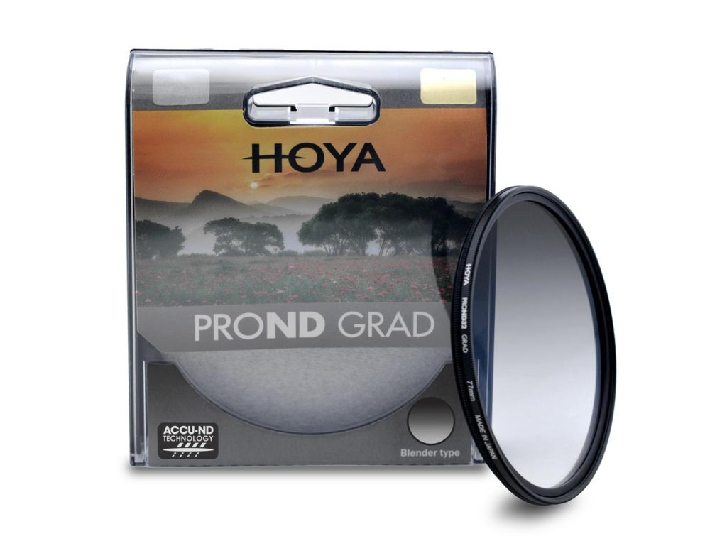HOYA PROND GRAD: Νέα Graduated φίλτρα ND ειδικά για φωτογραφία τοπίου