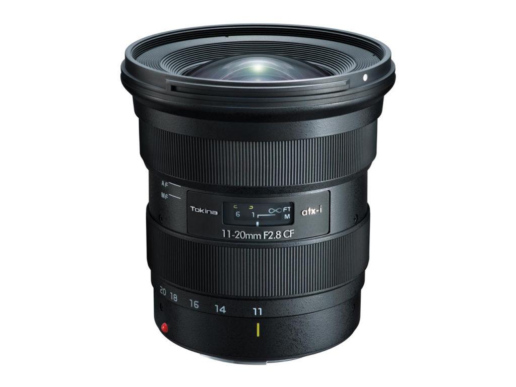 Tokina ATX-i 11-20mm f/2.8 CF: Νέος φακός για APS-C κάμερες, Canon EF και Nikon F, με τιμή 529 δολάρια