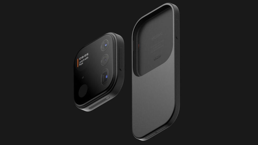 Smartphones με αφαιρούμενη κάμερα; Είναι δυνατόν;