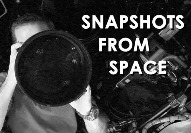 Chris Hadfield: Ο αστροναύτης – φωτογράφος που έβγαλε 45.000 φωτογραφίες της Γης από το διάστημα