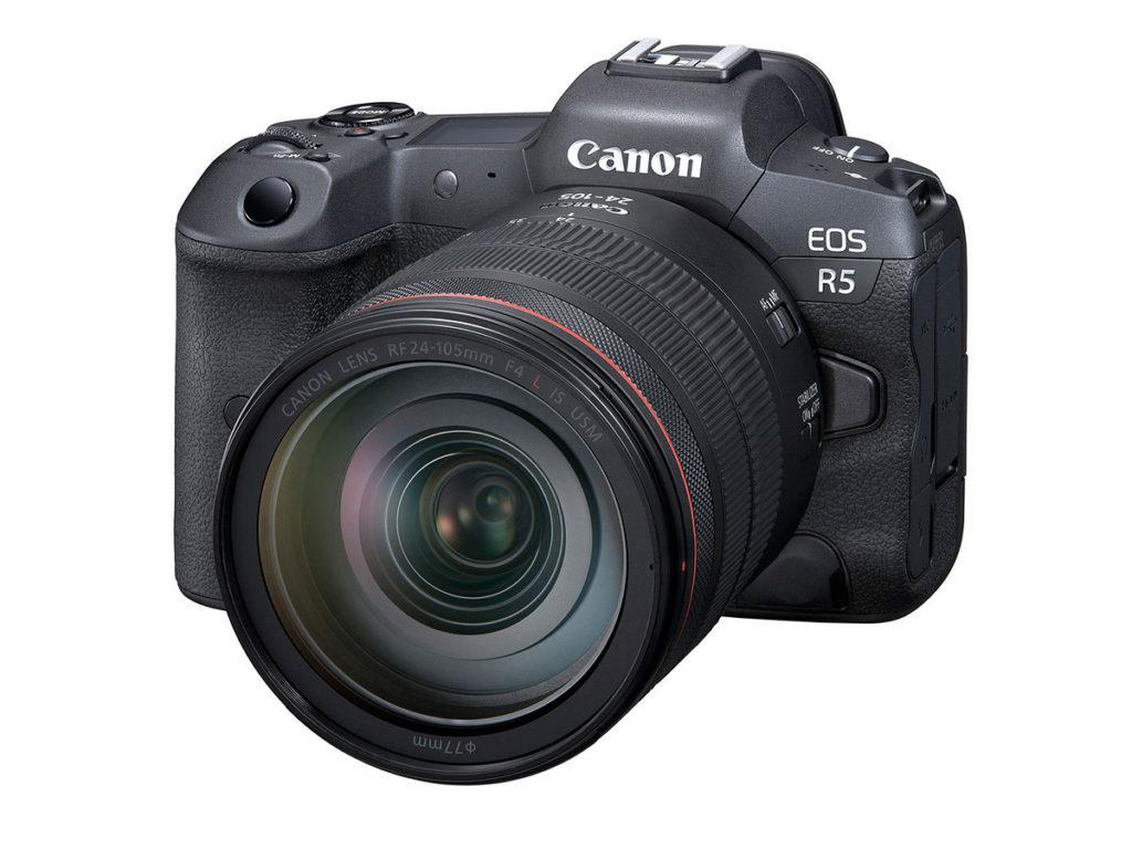 Canon EOS R5: Νέο Firmware 1.1.1 με βελτιώσεις για τον RF 100-500mm!