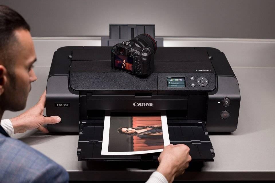 Canon imageProGraf Pro-300: Νέος inkjet εκτυπωτής για φωτογραφικές εκτυπώσεις μέχρι Α3!