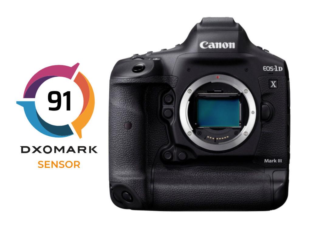 DxOMark: Κάναμε λάθος με τo τεστ της Canon EOS-1D X Mark III! Αναθεωρήθηκε η βαθμολογία της!