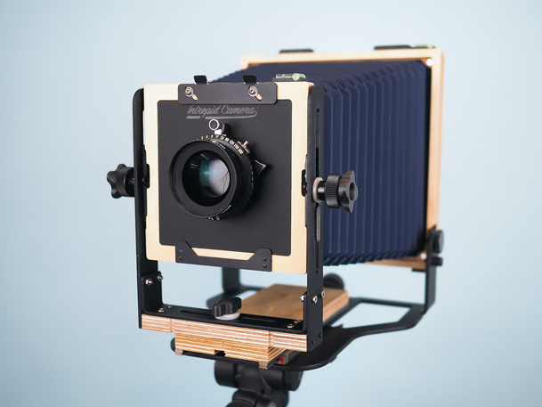 INTREPID 5X7: Νέα κάμερα μεγάλου φορμά, με τιμή 380 λίρες!