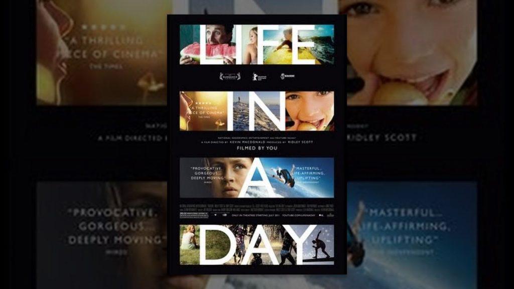 LIFE IN A DAY: Στείλε το βίντεο σου και γίνε μέρος του νέου ντοκιμαντέρ των Ridley Scott και Kevin Macdonald