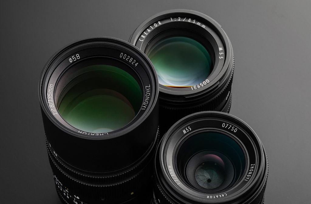 Τρεις νέοι prime φακοί Mitakon στα 35mm, 85mm, 135mm για Fujifilm κάμερες, με τιμή στα 200 ευρώ!