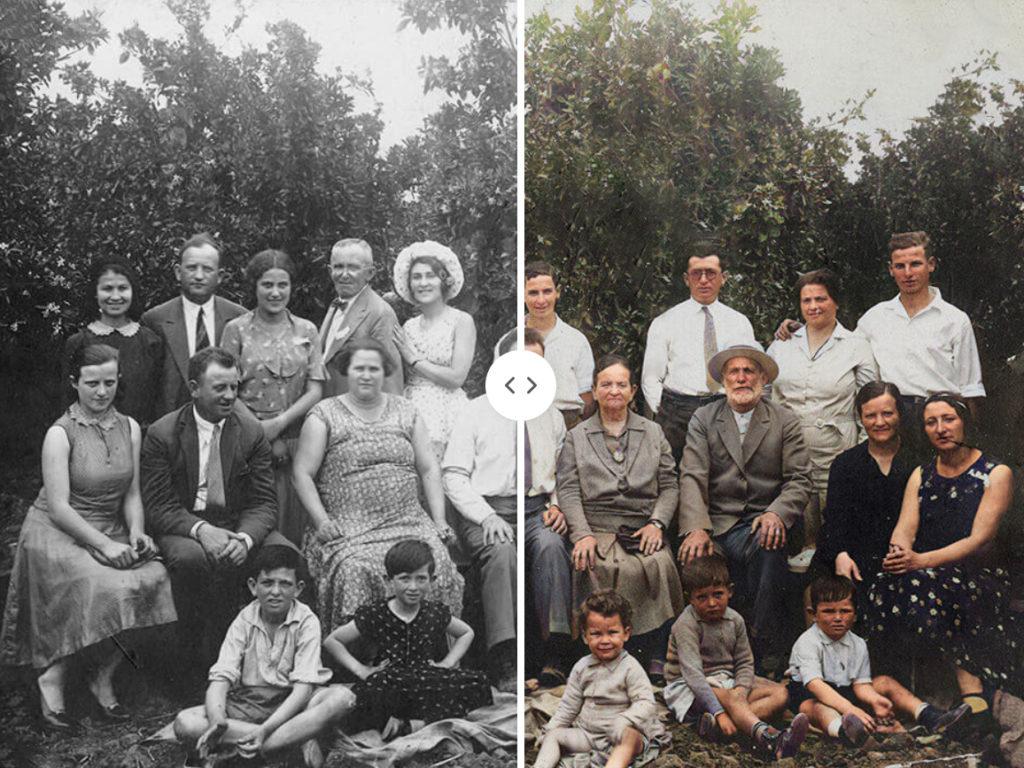 MyHeritage: Η τεχνητή νοημοσύνη στην δωρεάν υπηρεσία της βελτίωσης και του χρωματισμού παλαιών φωτογραφιών!