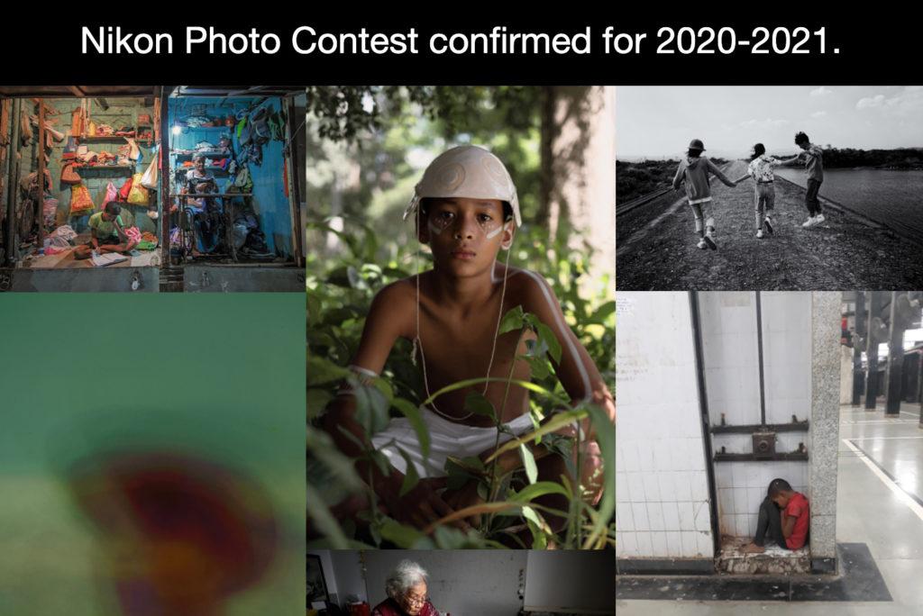 Nikon Photo Contest 2020-2021: Επιβεβαιώθηκε η διοργάνωση του!