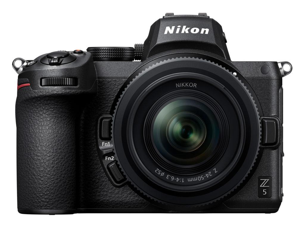 Νέο Firmware για την Nikon Z 5