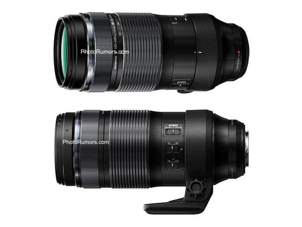 Olympus 100-400mm f/5.0-6.3 IS: Διέρρευσαν φωτογραφίες και χαρακτηριστικά του ζουμ υπερτηλεφακού!
