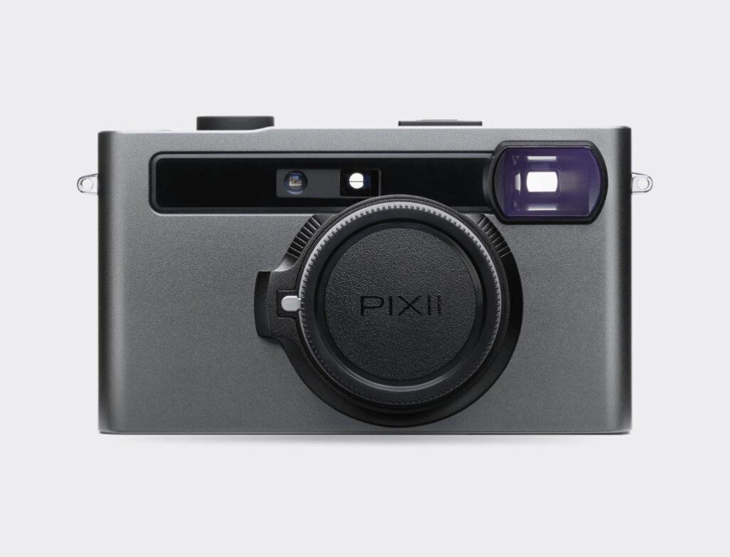 H κάμερα Pixii, χωρίς οθόνη και υποδοχή κάρτας μνήμης, έγινε διαθέσιμη χτες, με τιμή από 2.700 ευρώ!