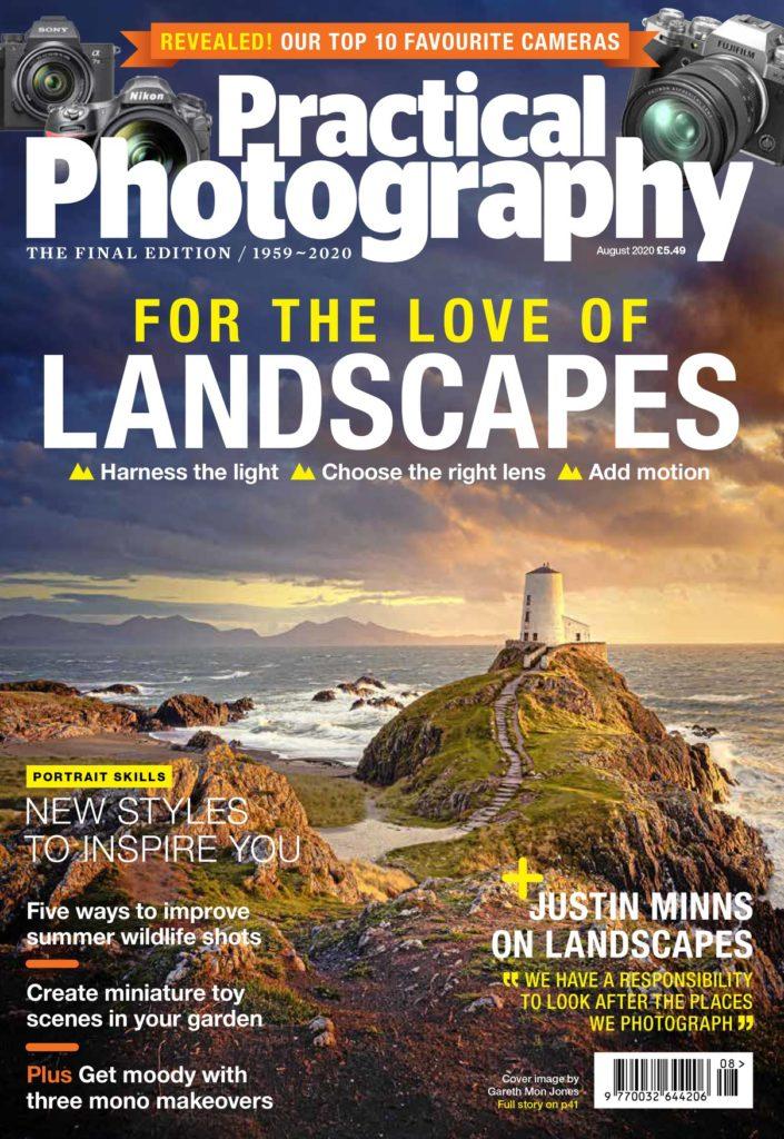 Αυτό είναι το τελευταίο τεύχος του Practical Photography!