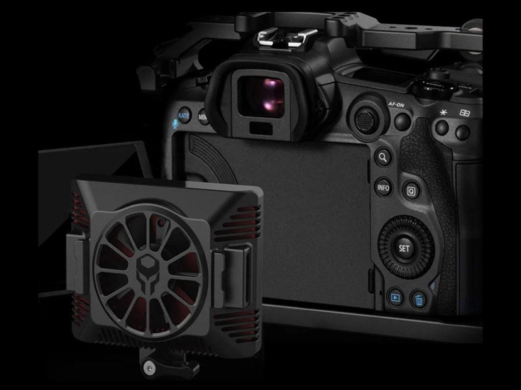 Tiltaing Camera Cage for Canon R5: Αυτό το Cage δέχεται ειδικό σύστημα ψύξης για την Canon EOS R5!