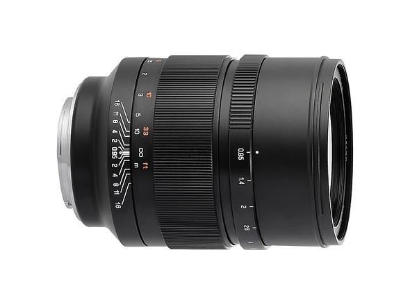 Η ZY Optics παρουσιάζει τον νέο φακό Mitakon Speedmaster 50mm F0.95 για Canon EF κάμερες, με βάρος 1.5 κιλό!