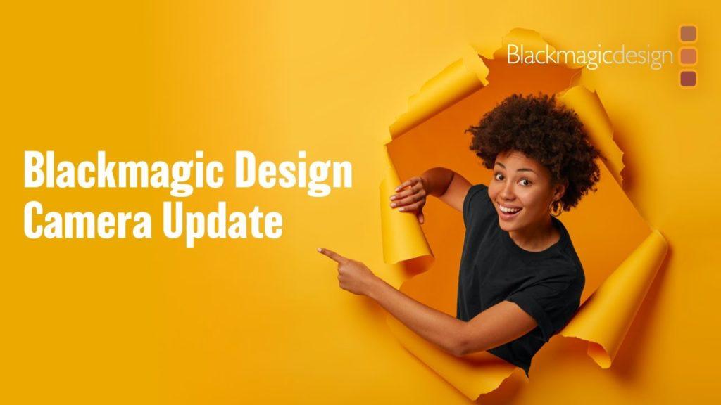 Blackmagic Design: Αύριο έχει livestreaming σχετικά με ανακοίνωση με εξελίξεις στις κάμερες