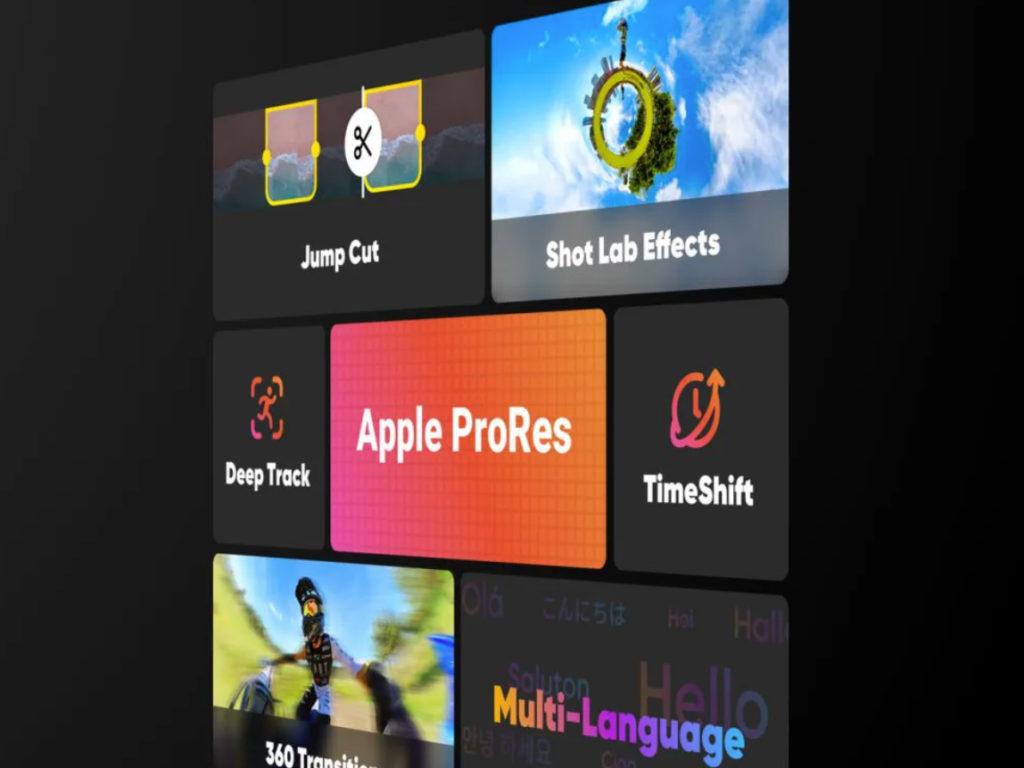 Αναβάθμιση για ONE R και Insta360 Studio με 7 νέες λειτουργίες, Apple ProRes και Shot Lab Effects!