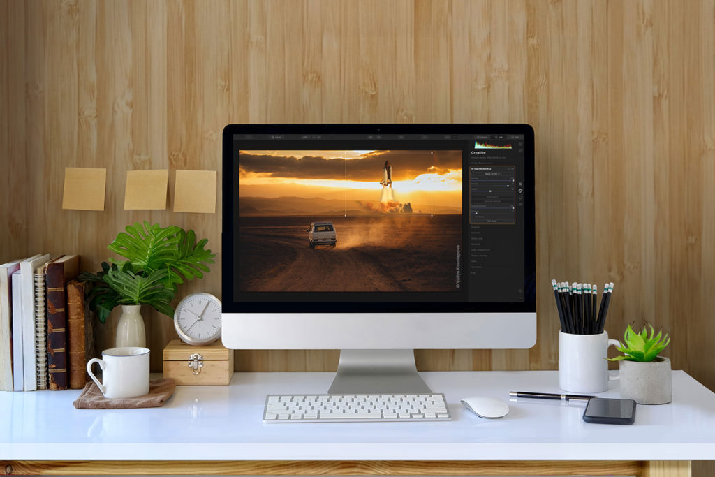 Skylum Luminar: Διαθέσιμη η αναβάθμιση 4.3 με πιο γρήγορη λειτουργία, αλληλεπίδραση με το 500px, αναζήτηση εικόνων και άλλες βελτιώσεις!