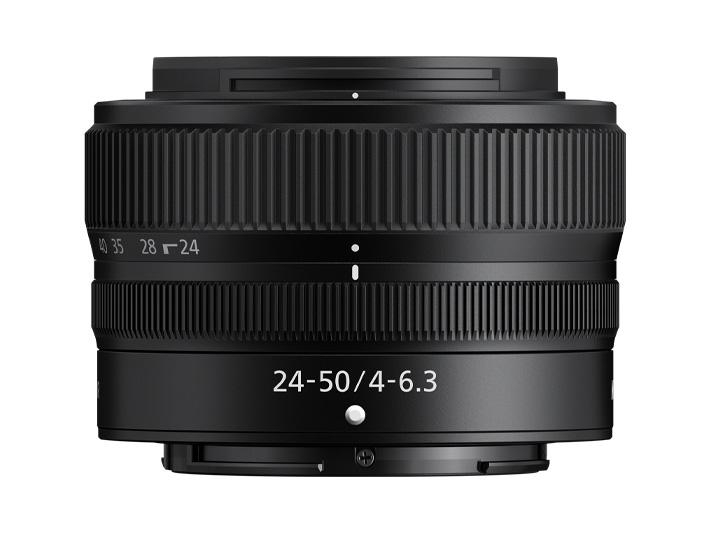 Νέος φακός NIKKOR Z 24-50mm f/4-6.3, με βάρος μόλις 195 γραμμάρια και τιμή στα 400 δολάρια!
