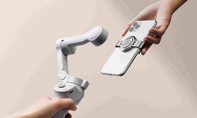 DJI OM4: Αυτό είναι το νέο Gimbal για smartphones με μαγνητικό mount και αυτονομία 15 ώρων!