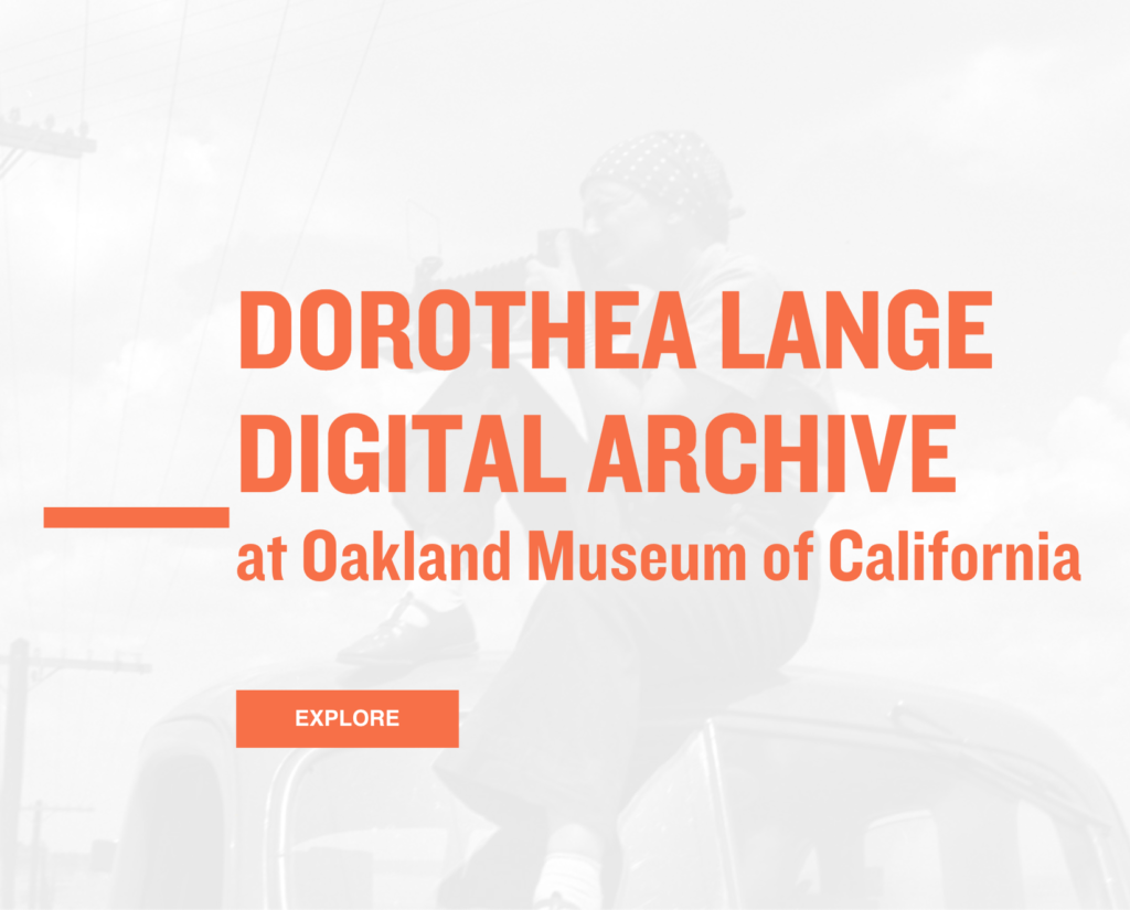 Dorothea Lange: Δωρεάν online Έκθεση Φωτογραφίας σε Μουσείο της Καλιφόρνια