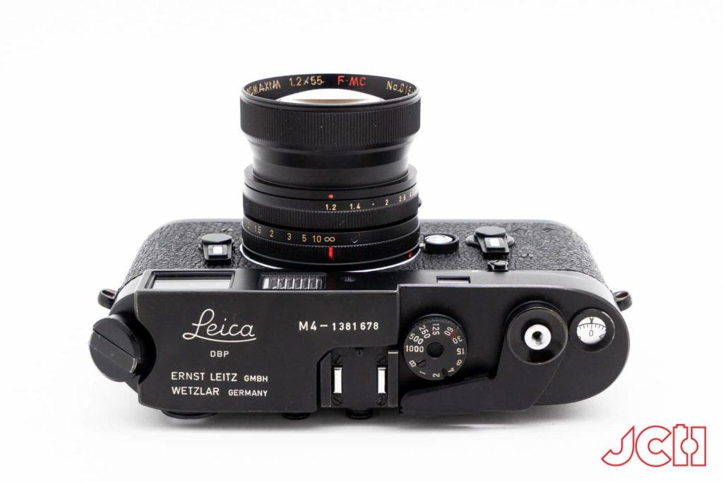 Elnomaxim 55mm F1.2 για Leica M-mount κάμερες με τιμή στα 1.200 δολάρια!