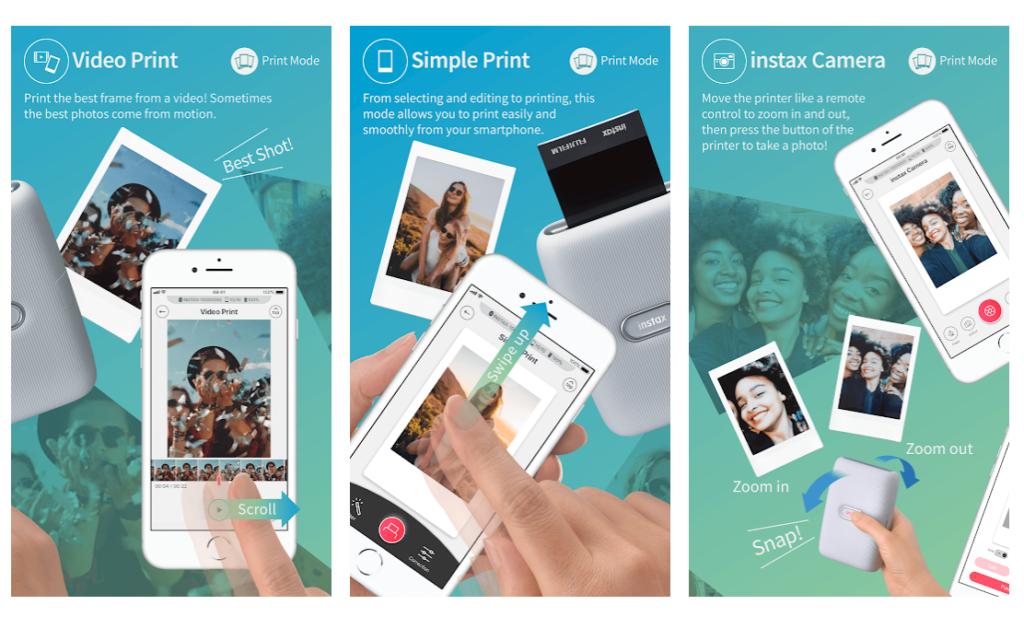 Fujifilm instax mini Link: Αναβάθμιση για την mobile εφαρμογή!