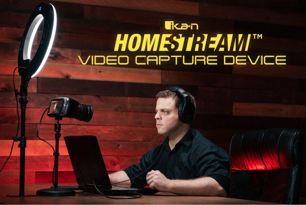 IKAN HS-VCD: Διαθέσιμο στην Ελλάδα για USB VIDEO CAPTURE  4K 30FPS
