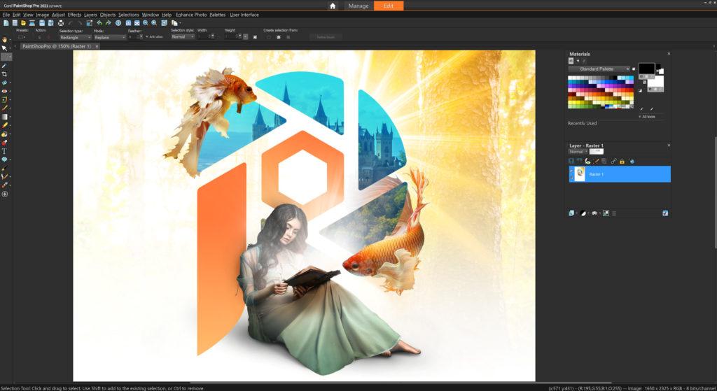 Ανακοινώθηκε το PaintShop Pro 2021 με νέα εργαλεία τεχνητής νοημοσύνης για φωτογράφους!