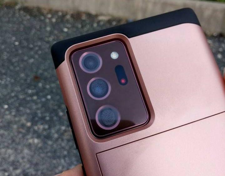 Samsung Galaxy Note 20: Πρόβλημα με την υγρασία στην κάμερα;