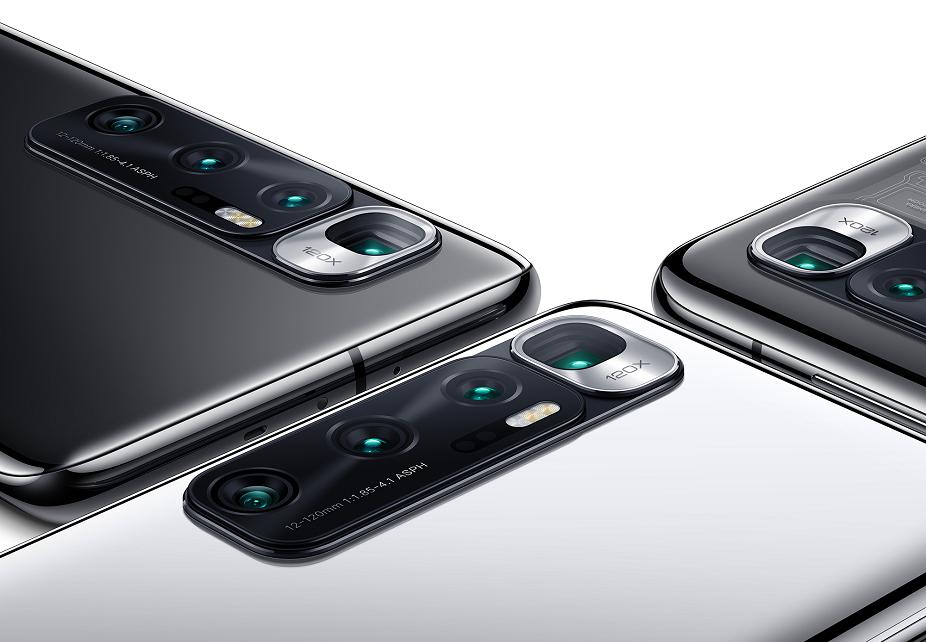 Xiaomi Mi 10 Ultra: Τετραπλή κάμερα στα 48mp με 5x οπτικό ζουμ και 120x ψηφιακό ζουμ, μακρο κάμερα και 8Κ βίντεο!