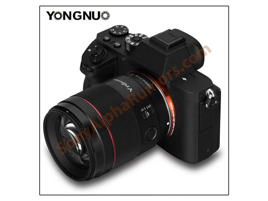 Yongnuo AF 85mm f/1.8S DF DSM: Διέρρευσαν οι φωτογραφίες του επερχόμενου φακού!