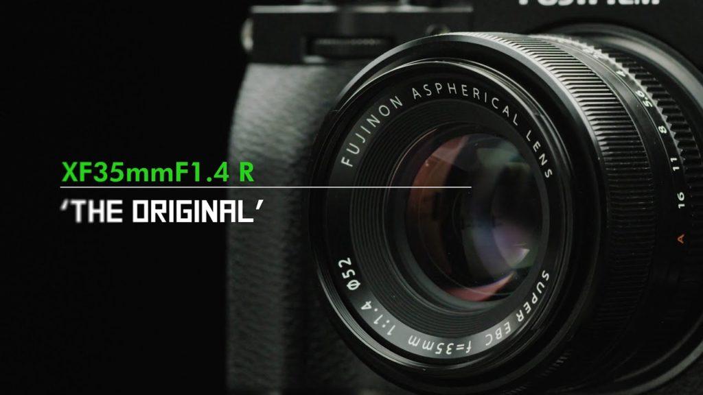FUJINON XF 35mm F1.4 R: Νέο promo video, 8 χρόνια μετά την ανακοίνωση του!