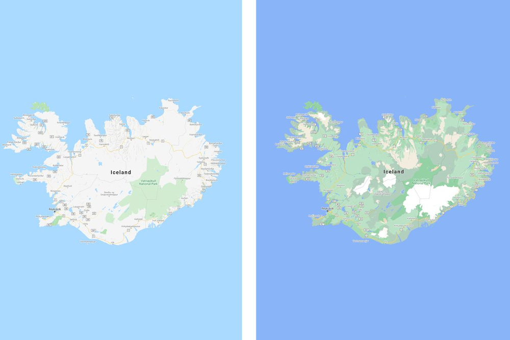 Google Maps: Νέος σχεδιασμός θα προσφέρει περισσότερες και πιο ακριβείς λεπτομέρειες απεικόνισης!