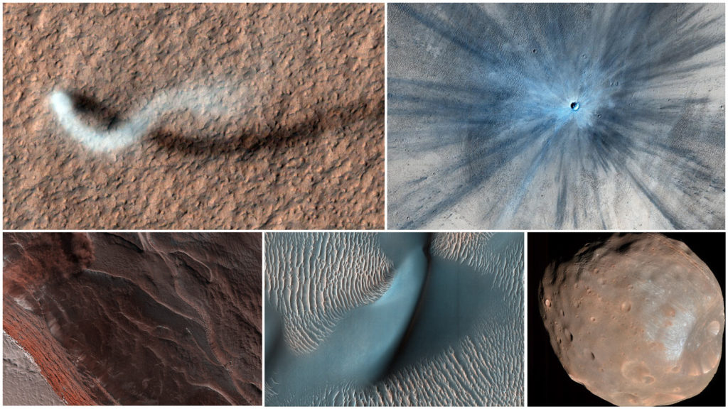 Mars Reconnaissance Orbiter: Γιορτάζει 15 χρόνια στον Άρη, αυτές είναι οι σπουδαιότερες εικόνες που μας έχει στείλει!