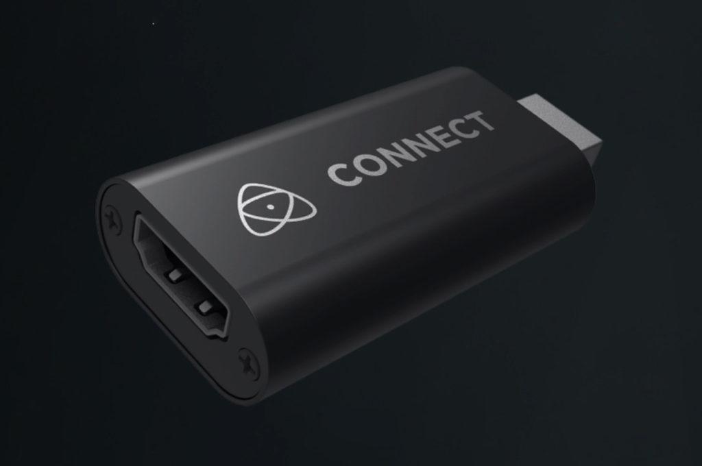 Atomos Connect, νέα κάρτα για capture βίντεο για streaming στην τιμή των 79 δολαρίων!
