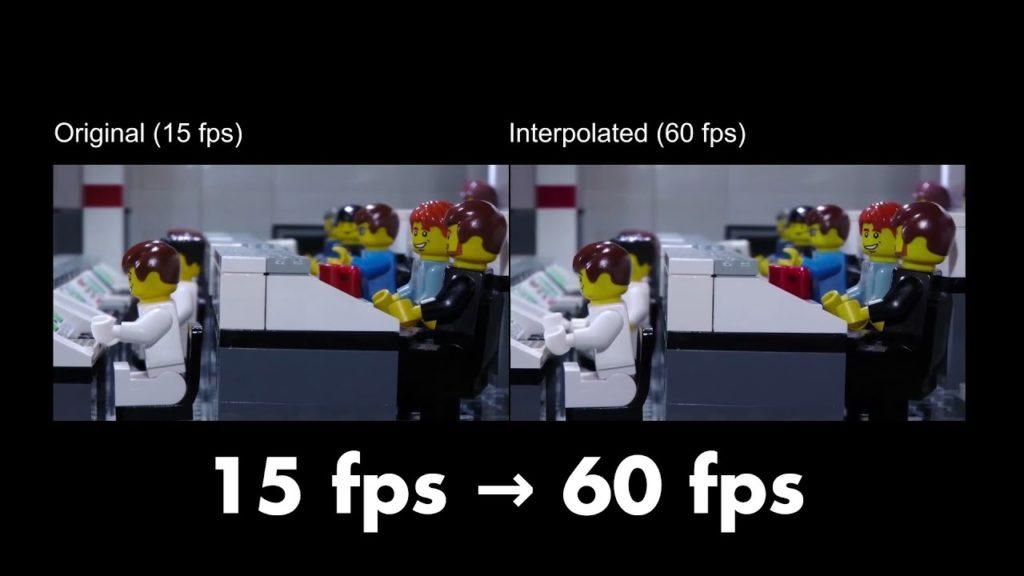 ΑΙ λογισμικό μπορεί να μετατρέψει οποιοδήποτε βίντεο σε slow motion χωρίς μείωση της ποιότητας της εικόνας!