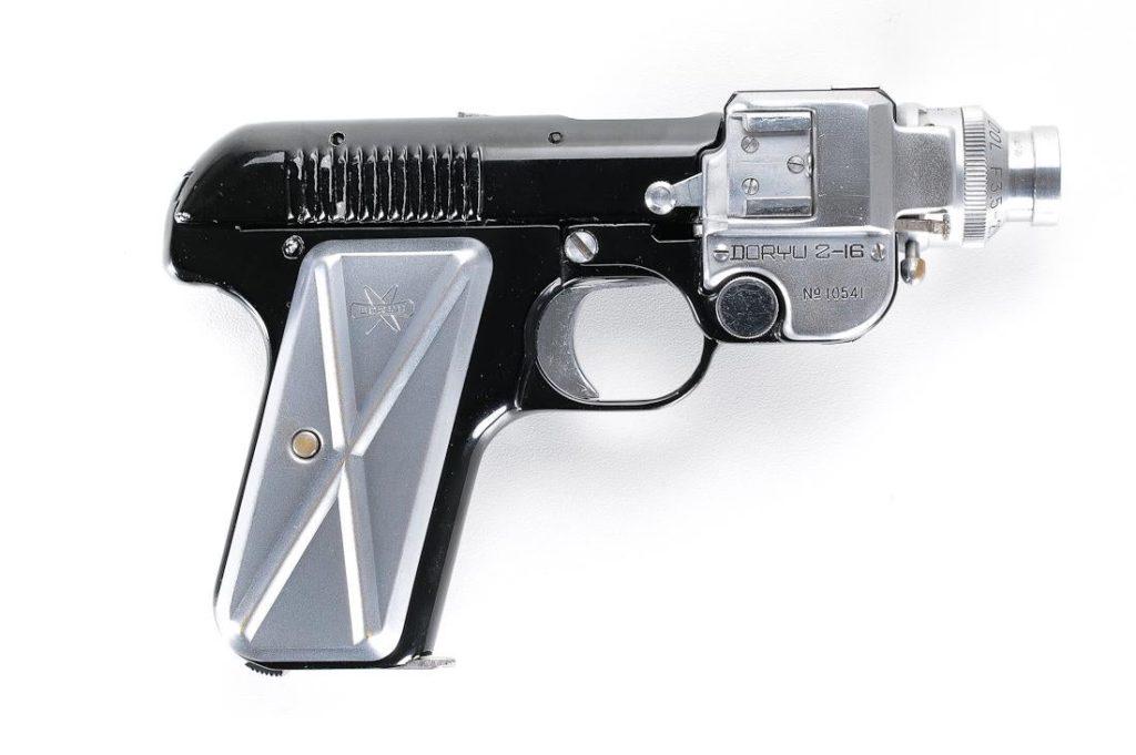 Doryu Camera Company Ltd. Doryu 2-16 Pistol Camera: Αυτό είναι το πιστόλι κάμερα που θα σου κοστίσει 10.000 με 12.000 ευρώ