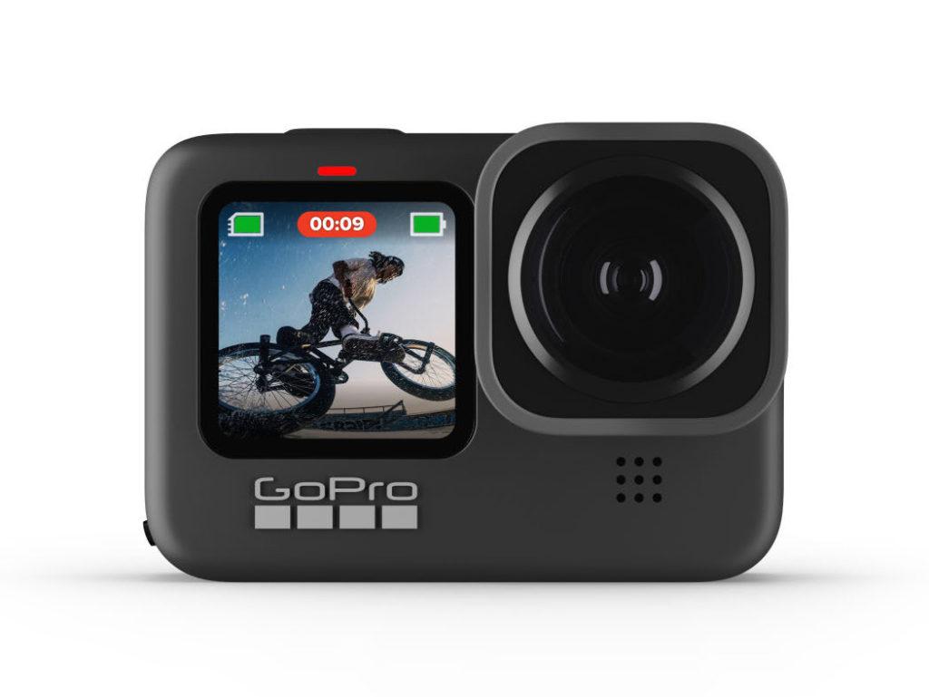 GoPro Hero9 Black: 5Κ video, σταθεροποίηση τρίτης γενιάς και αφαιρούμενος φακός, από 380 ευρώ!