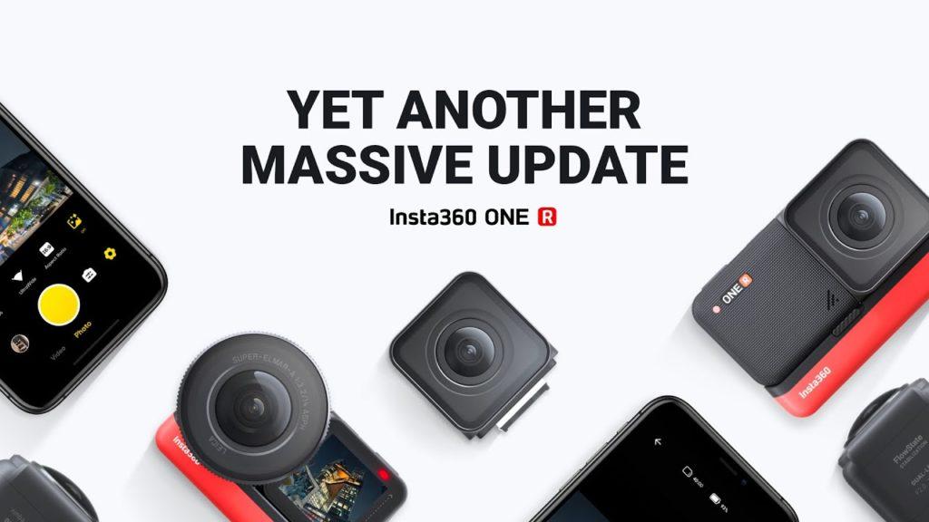 Insta360 ONE R: Αναβάθμιση Firmware και App επιτρέπει την χρήση της ως Web Camera αλλά και LiveStream σε 360°!