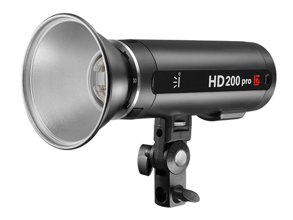 Jinbei HD-200 Pro: Νέο φορητό studio flash με μπαταρία λιθίου