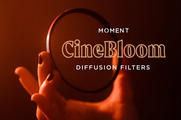 Moment CineBloom: Νέα κινηματογραφικά φίλτρα diffusion