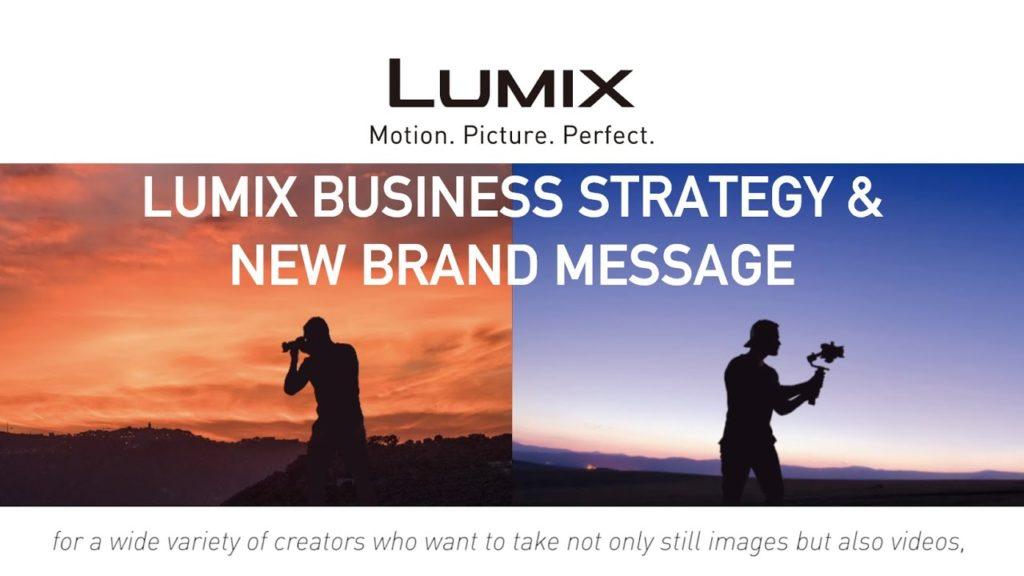 Ο Διευθυντής της Panasonic δήλωσε ότι έρχεται η νέα Panasonic LUMIX GH!