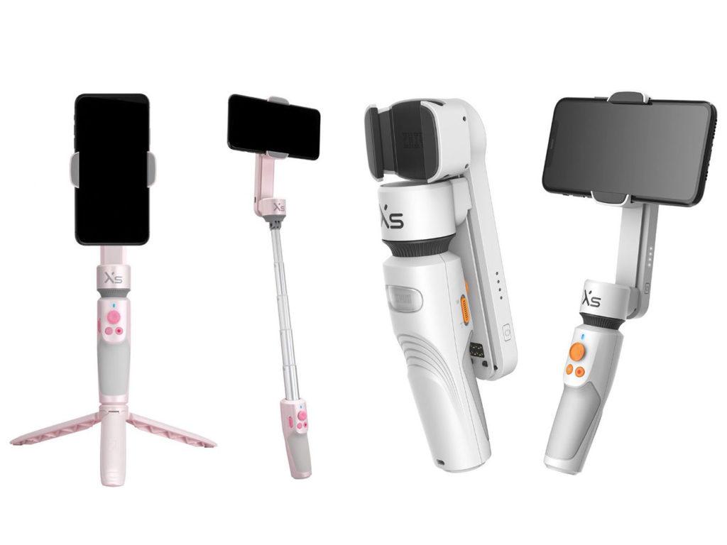 Zhiyun Smooth XS:  Νέο gimbal με τηλεσκοπικό χερούλι για smartphones με τιμή μόλις 80 ευρώ!