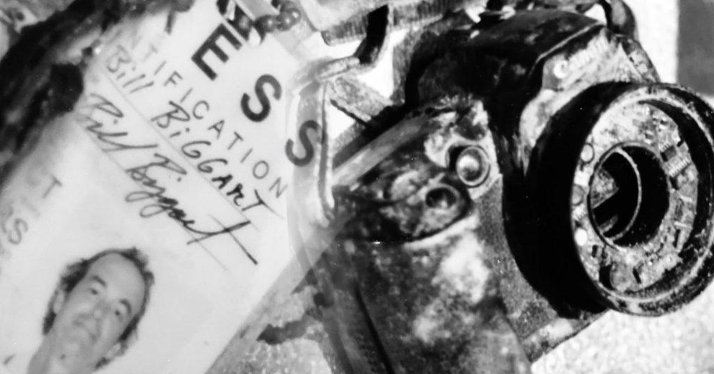 Bill Biggart: Ο φωτογράφος που πέθανε την 9/11 του 2001 καταγράφοντας την φρίκη της τρομοκρατίας με τις κάμερες του!
