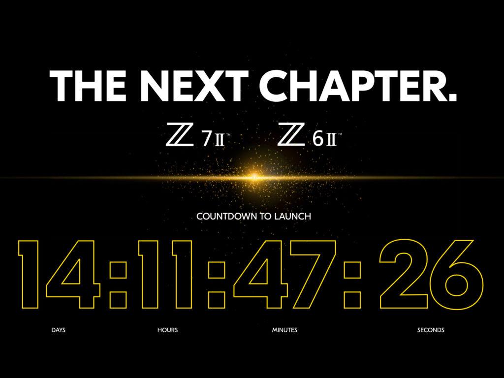 Είναι επίσημο! Στις 14 Οκτωβρίου ανακοινώνονται οι Nikon Z 6 II  και Nikon Z 7 II!
